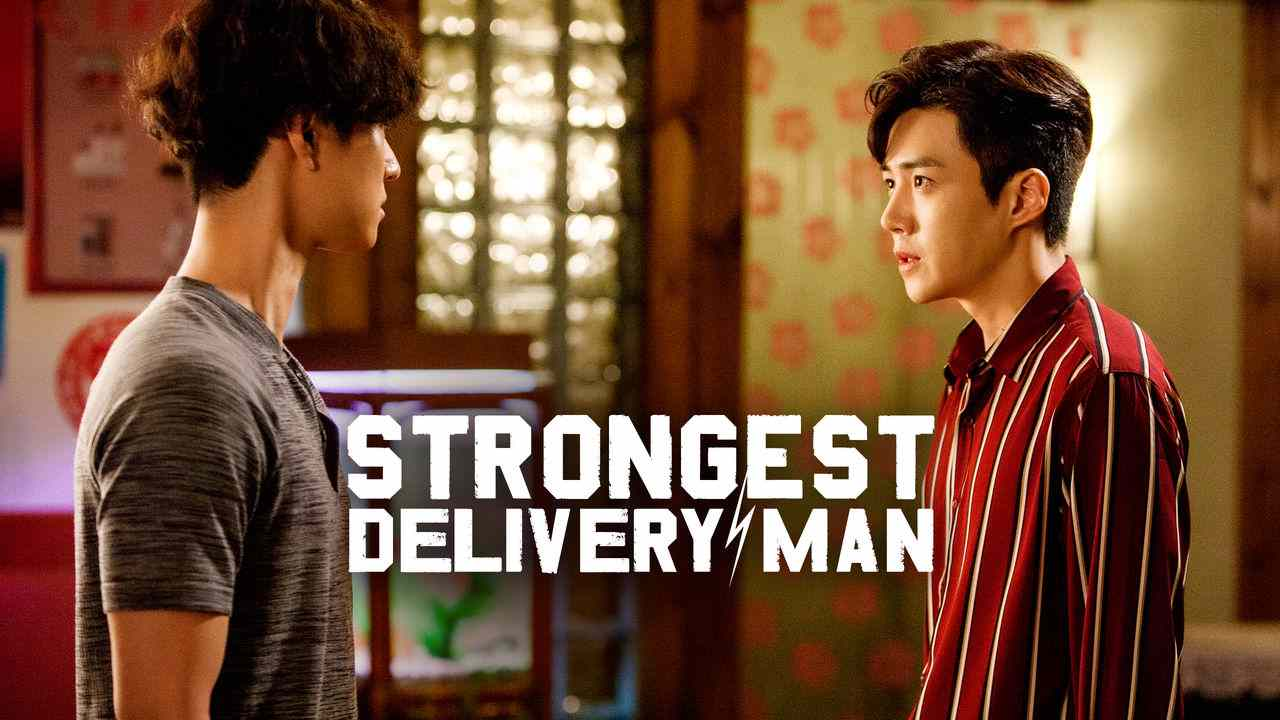 Strongest Deliveryman 2017