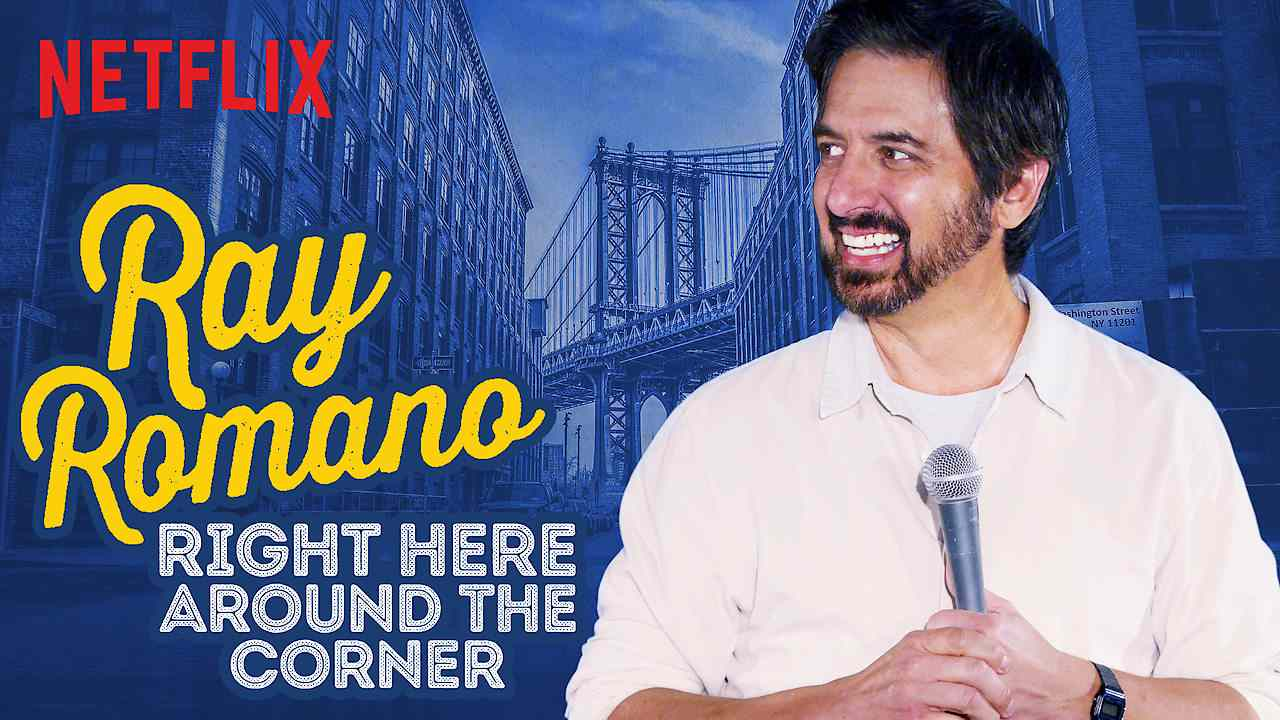 Ray Romano: Right Here