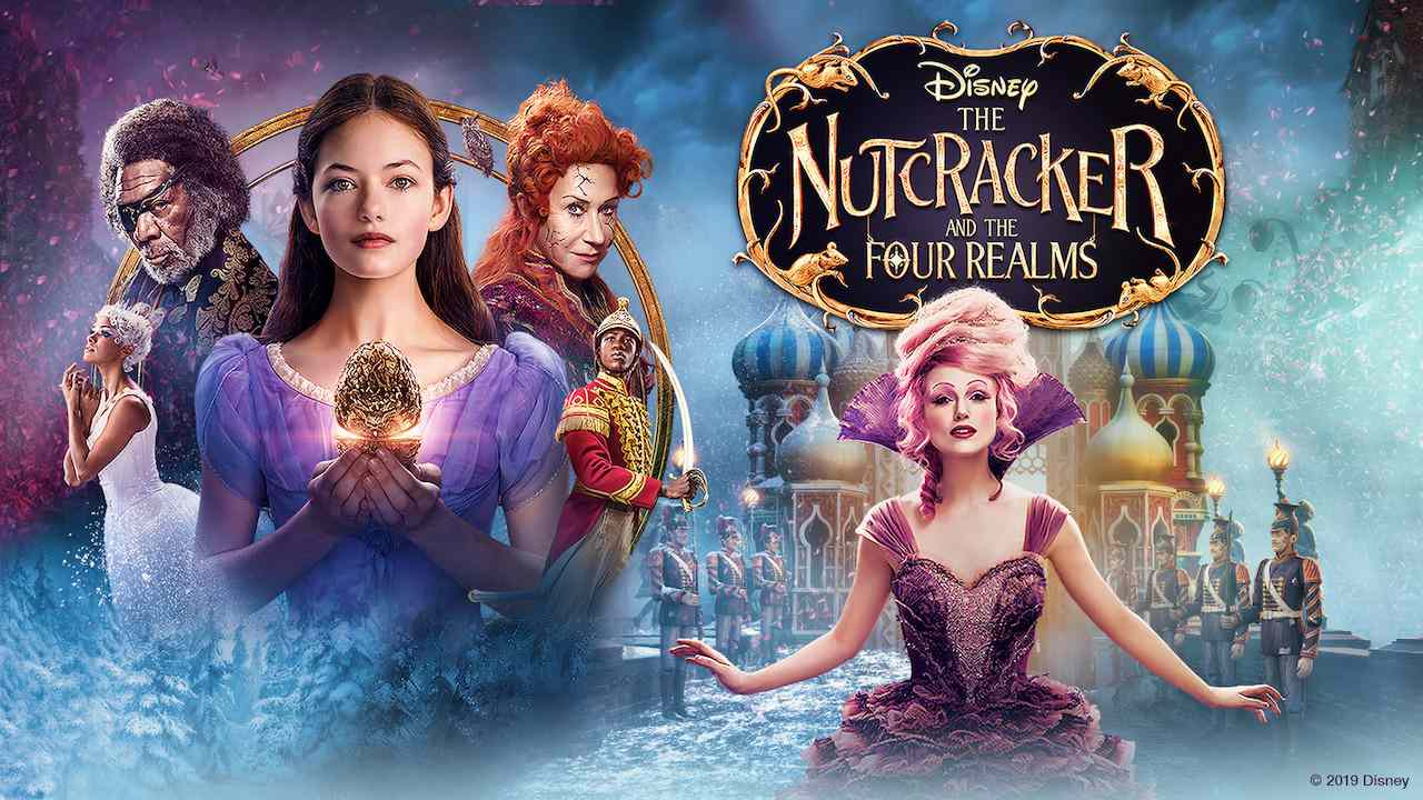 Is Movie Originals The Nutcracker And The Four Realms 2018 Streaming On Netflix