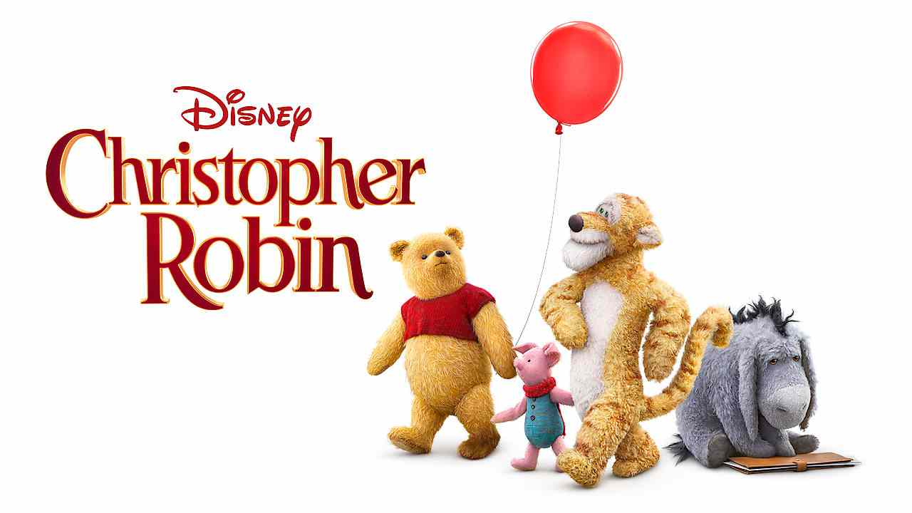 Is Movie Christopher Robin 2018 Streaming On Netflix