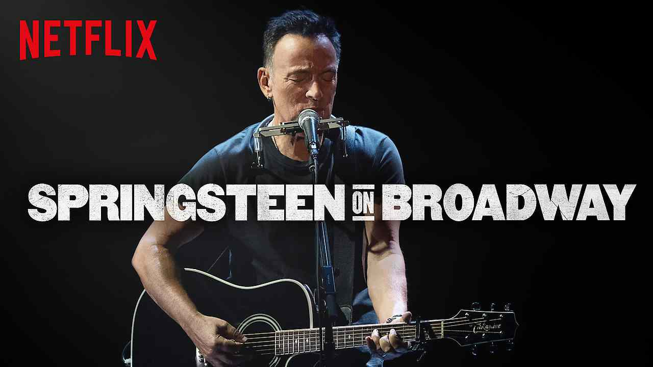 Springsteen on Broadway 2018
