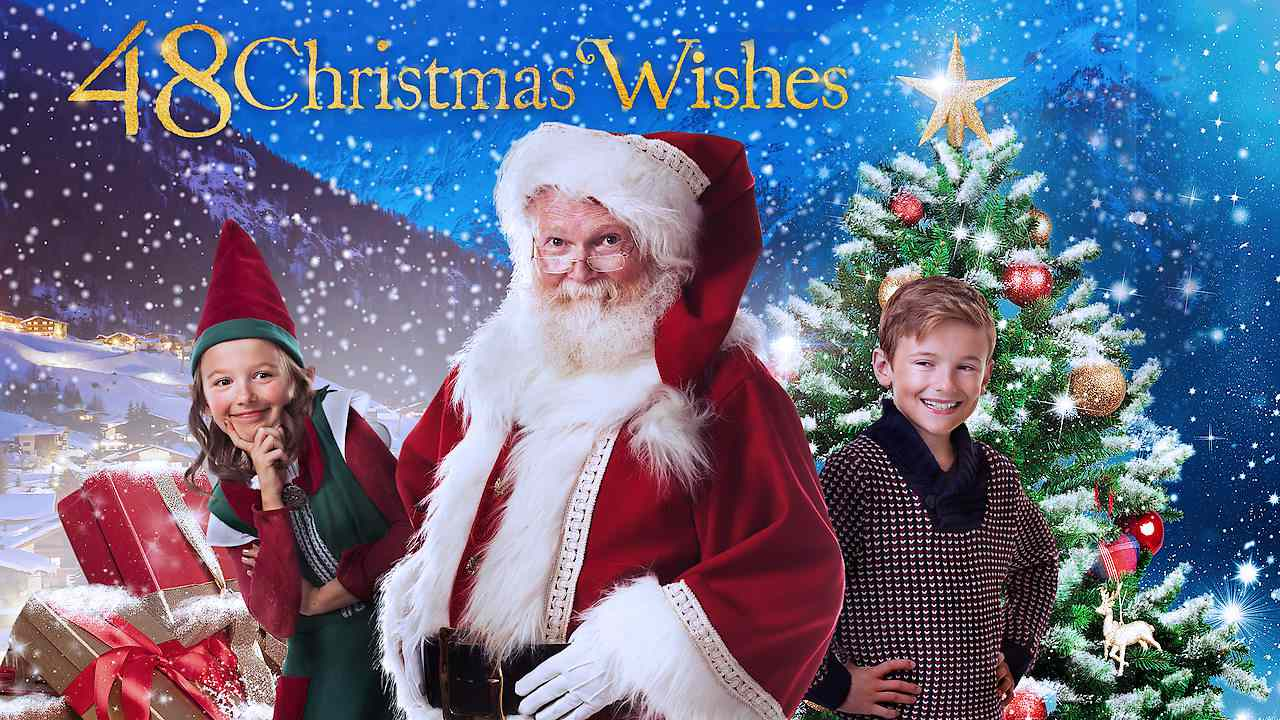 48 Christmas Wishes.Is 48 Christmas Wishes Movie Streaming On Netflix