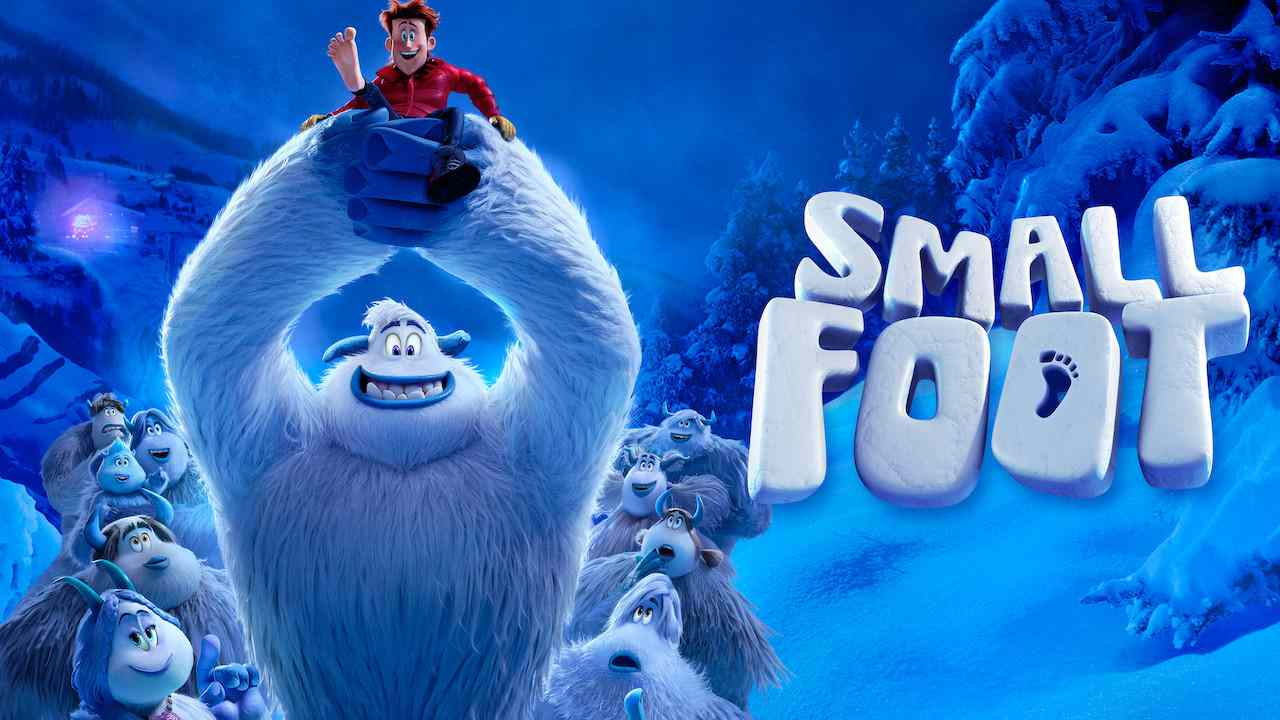 Is Movie Smallfoot 2018 Streaming On Netflix