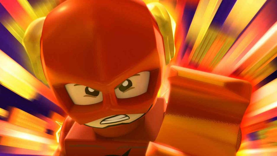 LEGO DC Super Heroes: The Flash 2018