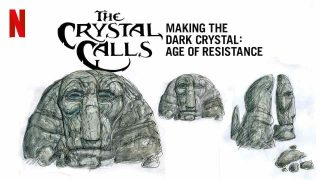 The Crystal Calls Making the Dark Crystal: Age of Resistance 2019