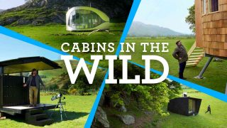 Cabins in the Wild with Dick Strawbridge 2017