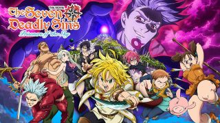 The Seven Deadly Sins the Movie: Prisoners of the Sky 2018