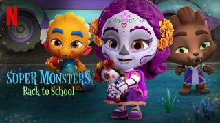 Super Monsters Back to School 2019