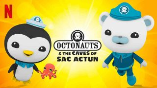 Octonauts & the Caves of Sac Actun 2020