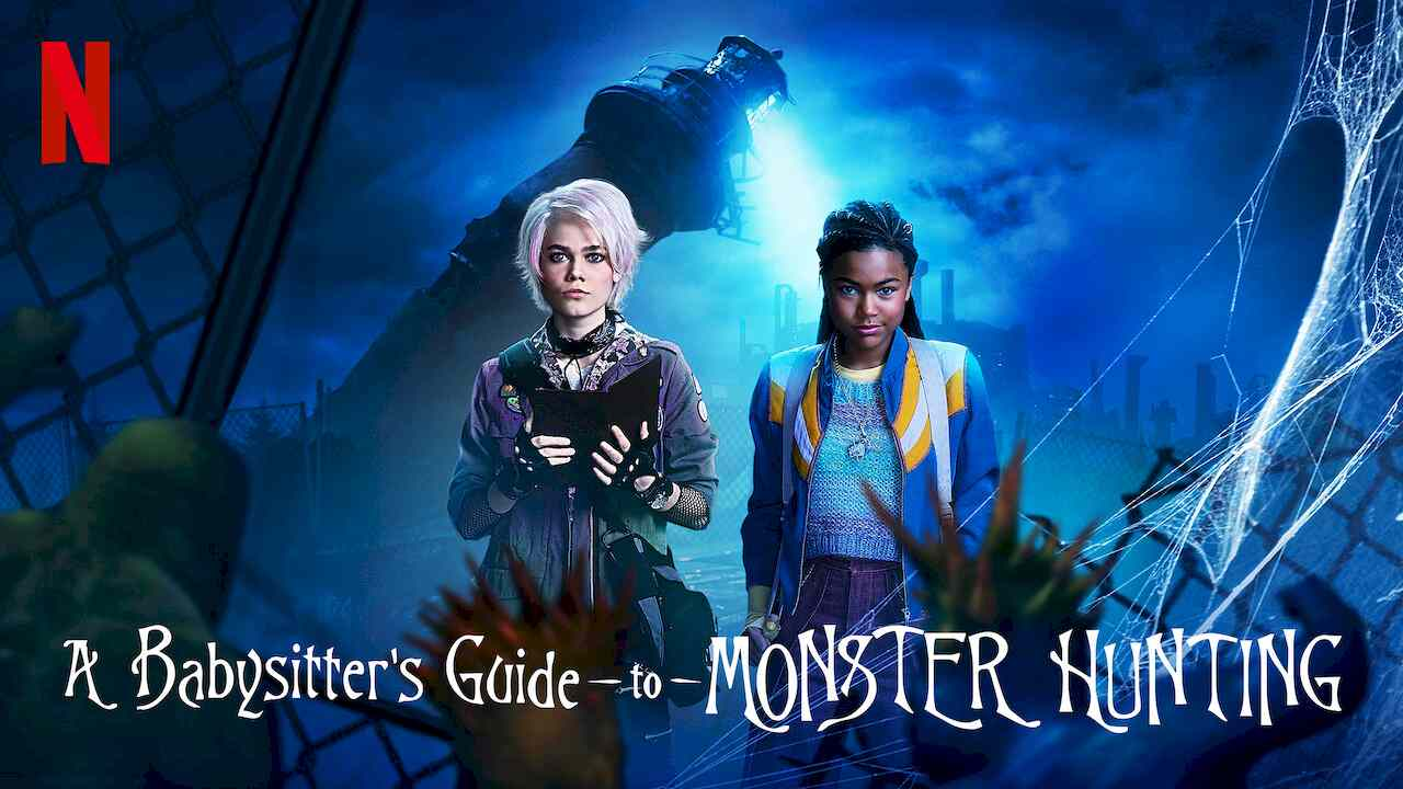 A Babysitter's Guide to Monster Hunting 2020