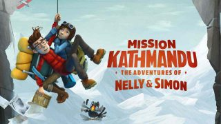 Mission Kathmandu: The Adventures of Nelly and Simon 2017