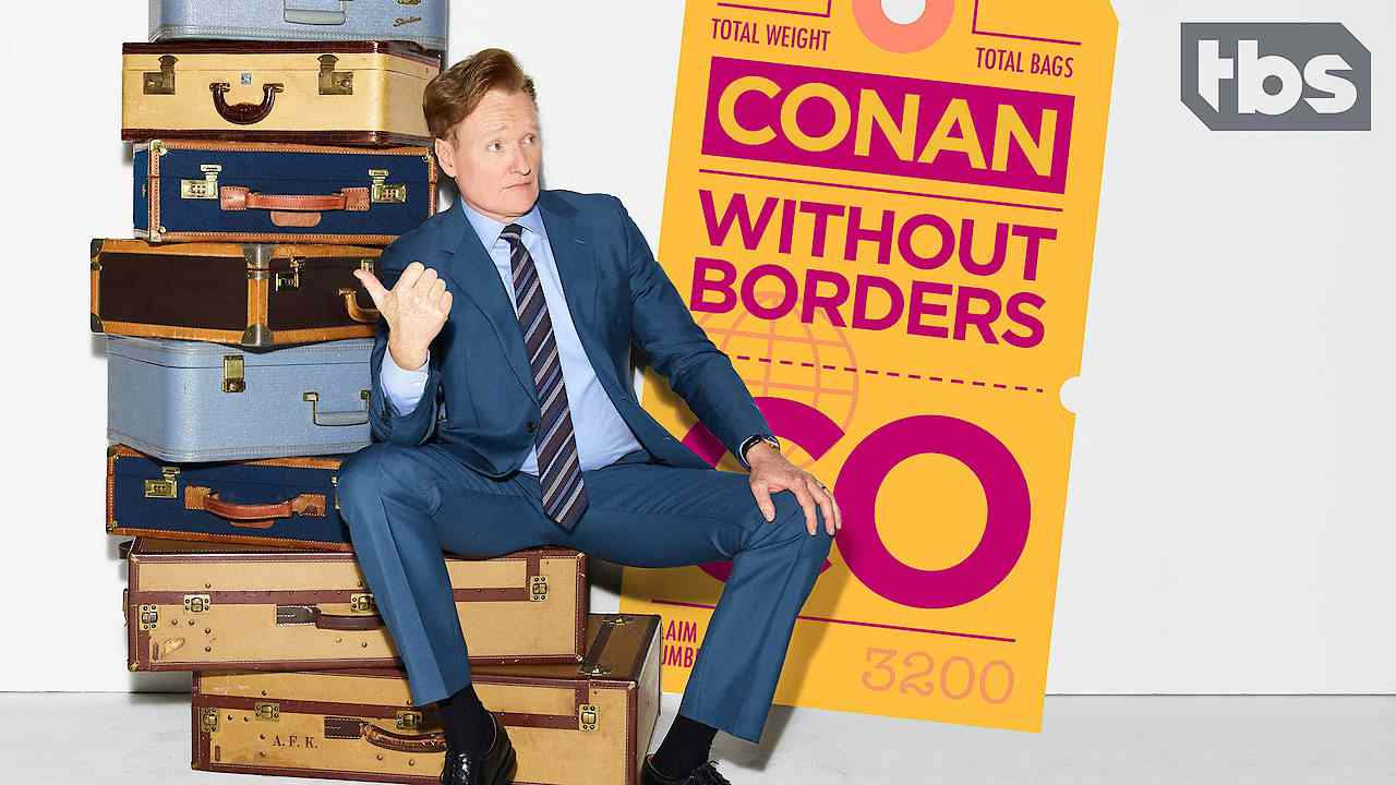 Conan Without Borders 2018