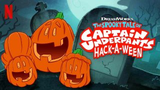 The Spooky Tale of Captain Underpants Hack-a-ween 2019