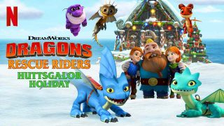Dragons: Rescue Riders: Huttsgalor Holiday 2020