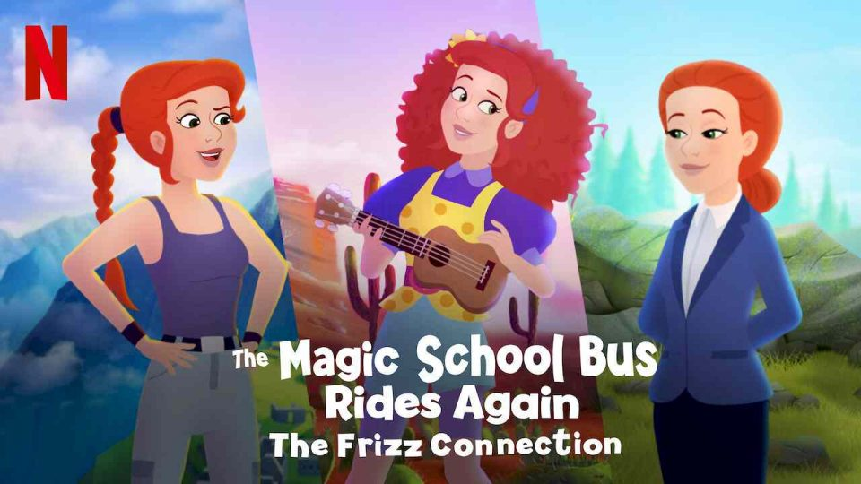The Magic School Bus Rides Again The Frizz Connection 2020