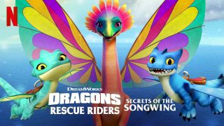 Dragons: Rescue Riders: Secrets of the Songwing 2020