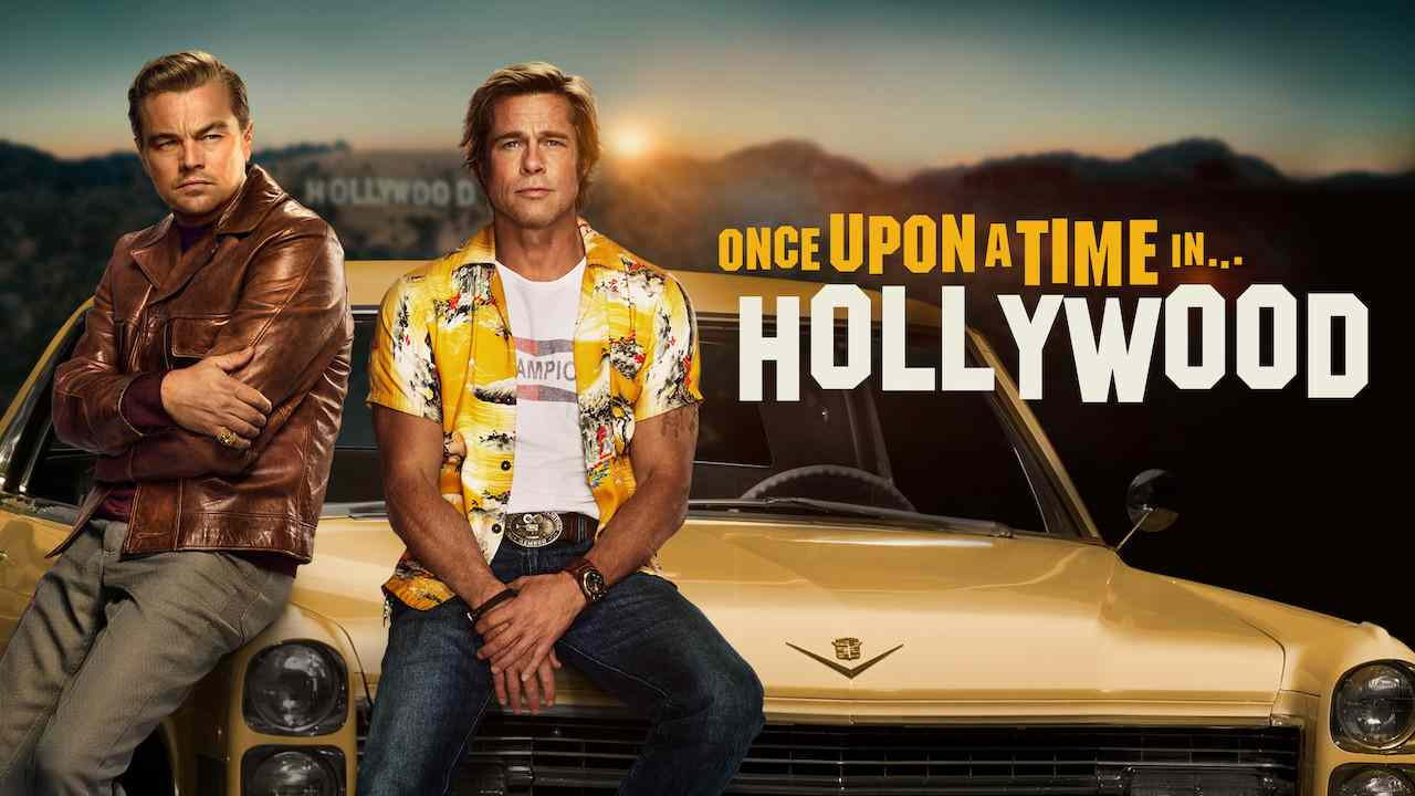 Is Movie Once Upon A Time In Hollywood 2019 Streaming On Netflix