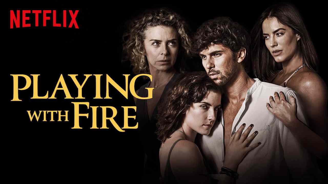 Is Playing With Fire Tv Show Streaming On Netflix