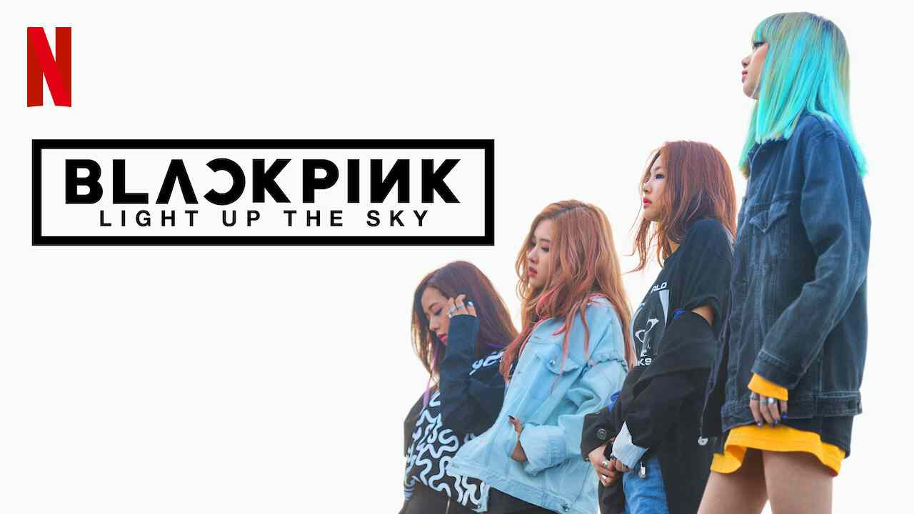 BLACKPINK: Light Up the Sky 2020