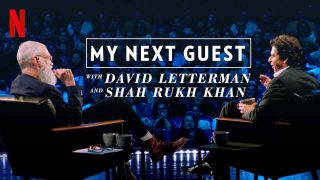 My Next Guest with David Letterman and Shah Rukh Khan 2019