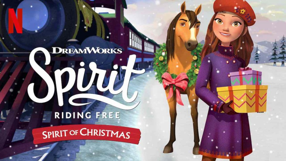 Spirit Riding Free: Spirit of Christmas 2019