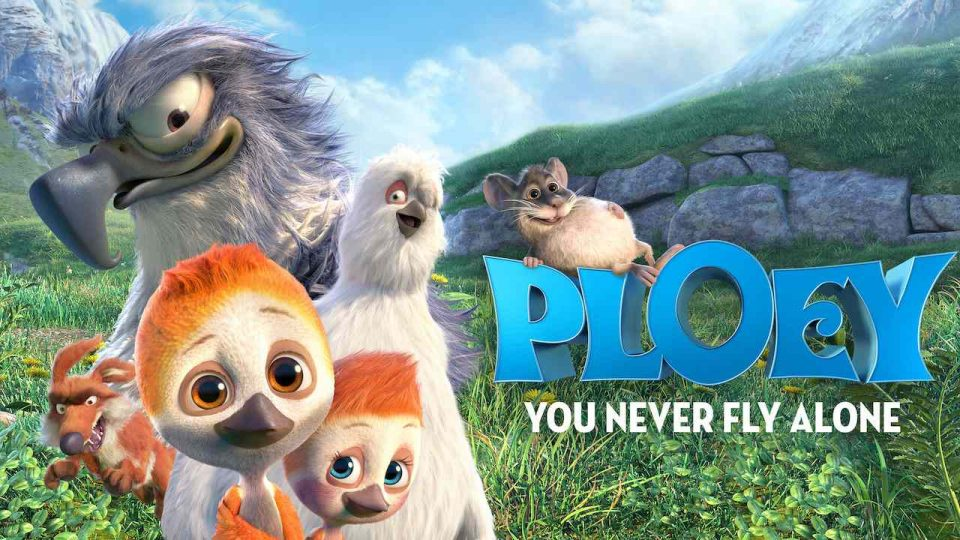 Ploey You Never Fly Alone 2018