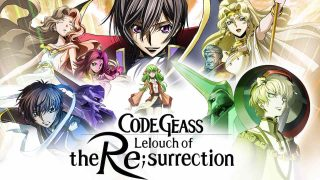 Code Geass: Lelouch of the Re-Surrection 2019