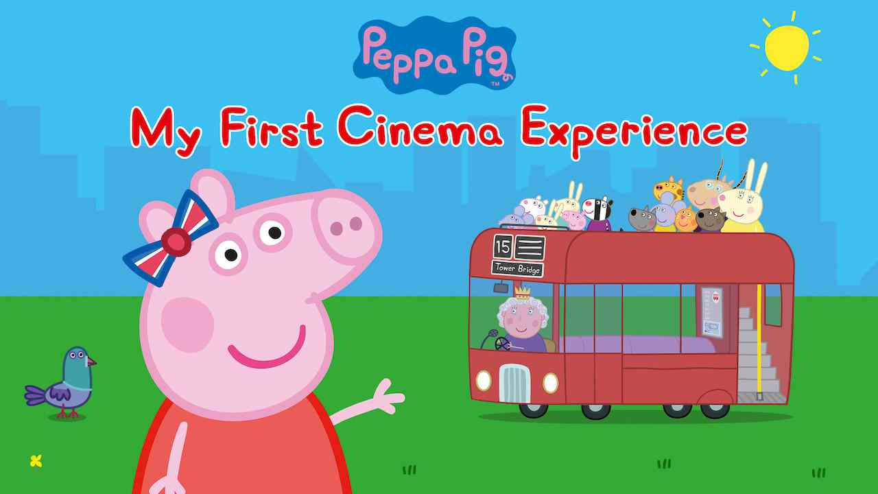 Peppa Pig: My First Cinema Experience 2017