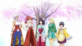 Sakura Wars the Animation 2020