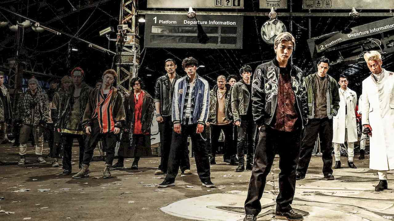 High & Low The Movie 2 / End of Sky 2017