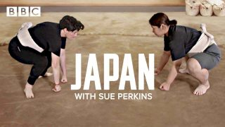 Japan with Sue Perkins 2019