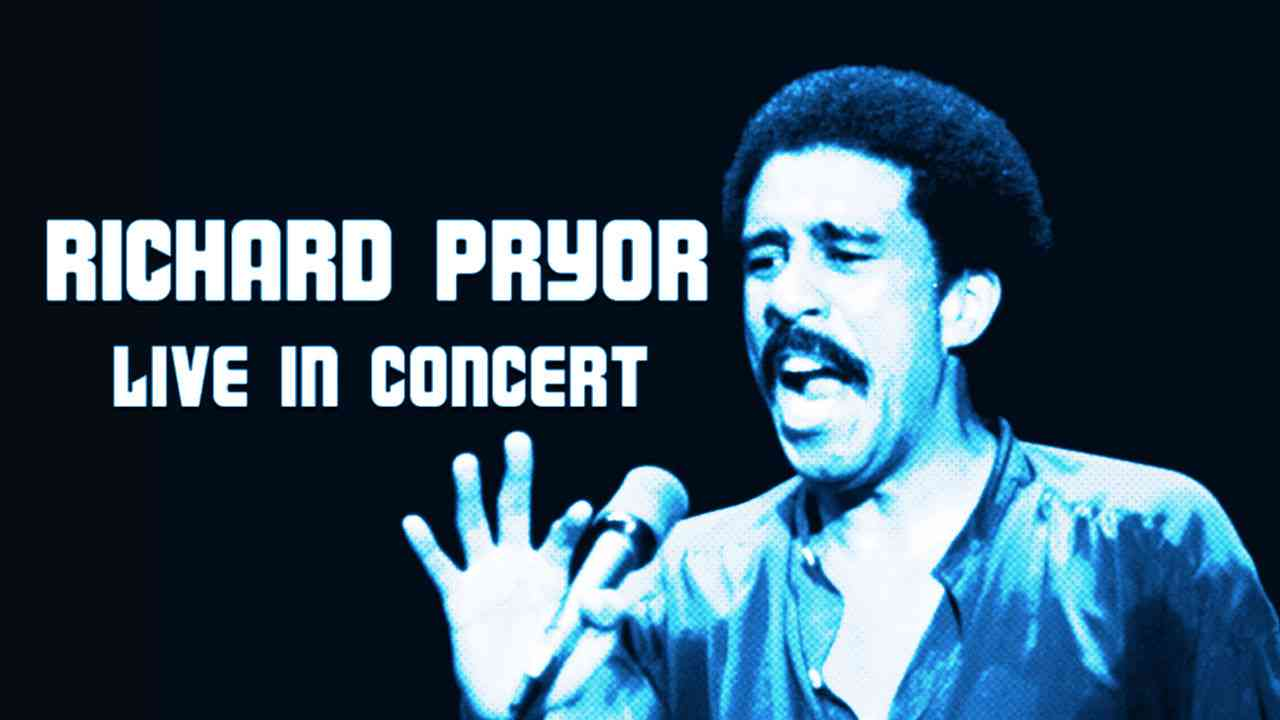 Richard Pryor: Live in Concert 1979
