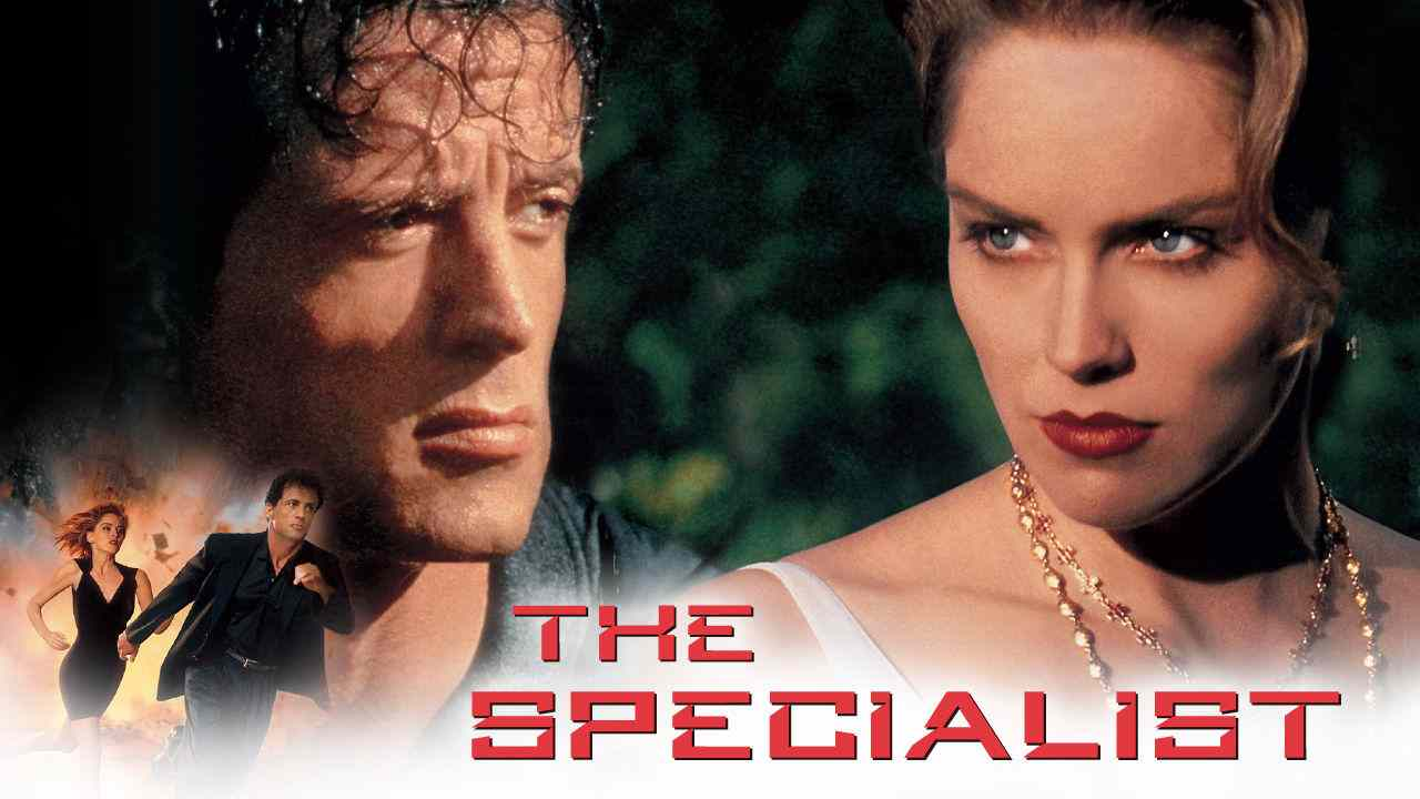 Is Movie The Specialist 1994 Streaming On Netflix