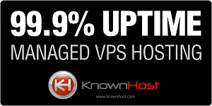 Knowhost Managed VPS Ad